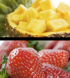 dipping foods