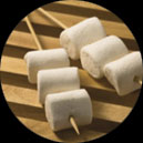 marshmallow skewer
